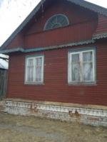 Деревянный дом в Иваново