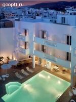 Греция отель у моря на острове Тинос
