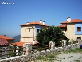 Греция. Отель в пригроде Салоников
